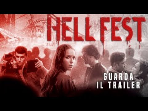 Preview Trailer Hell Fest, trailer ufficiale italiano