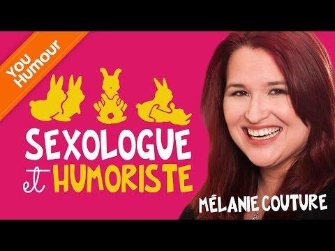 MELANIE COUTURE - Sexologue et humoriste