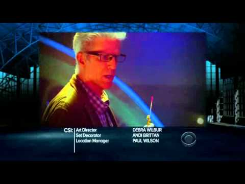 CSI: Crime Scene Investigation 12.07 (Preview)