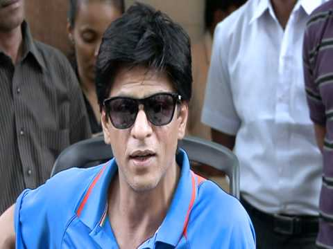 Shahrukh Khan – World Cup Interview – Bollywood Celebrity News