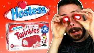 Irish People Try Hostess Snacks