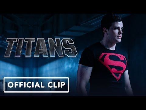 Meet Superboy Titans Season 2 Episode 6 Exclusive Clip