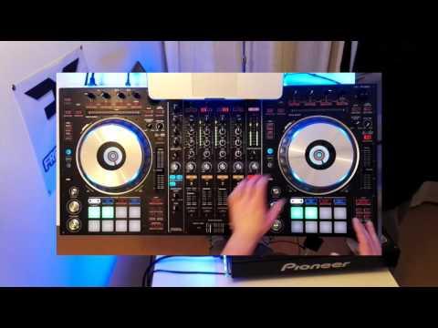 Mix Hip Hop by Franck Larose sur Pioneer DDJ-Sz