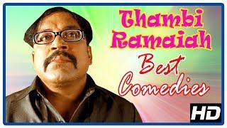 Video Thambi Ramaiah Comedy Collection | Best Tamil Comedy Scenes | MS Bhaskar | Kovai Sarala | Pandi MP3, 3GP, MP4, WEBM, AVI, FLV Maret 2018
