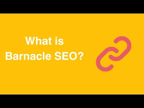 Watch 'What is Barnacle SEO? - YouTube'