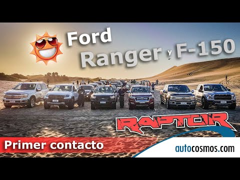 Ford F-150 Raptor: Primer contacto