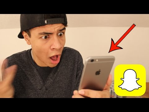 EJ: 5 Secret Snap Chat Tricks That No One Knows About...
