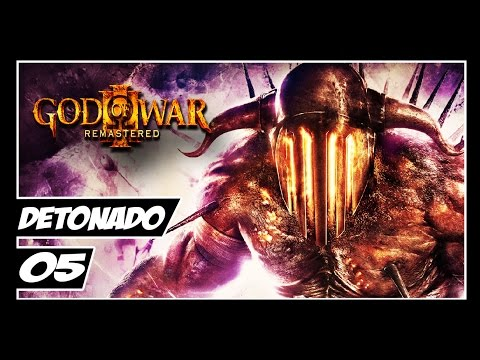 GOD OF WAR 3 REMASTERED - Detonado #5 - BATALHA ÉPICA!! KRATOS VS HADES!!   - [Legendado PT-BR PS4 ]