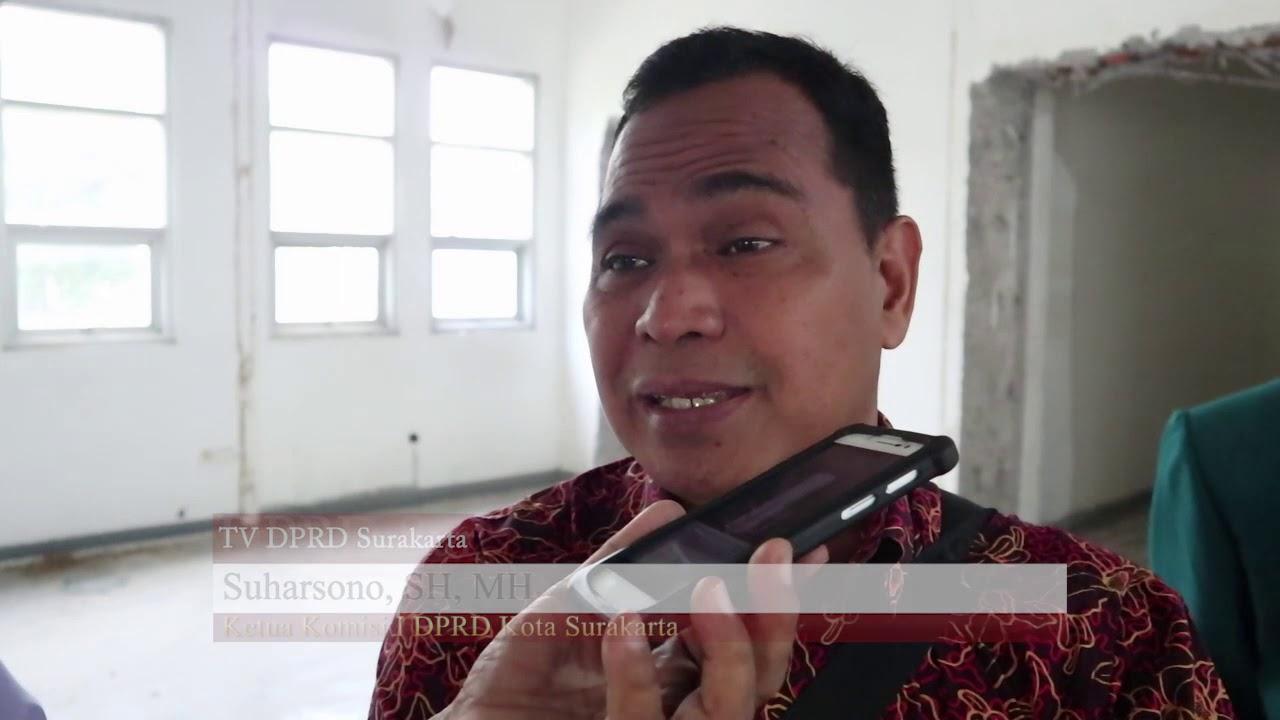 Rabu 12 Desember 2019 Sidak Komisi I Pembangunan MPP DPMPTSP & Kel Nusukan