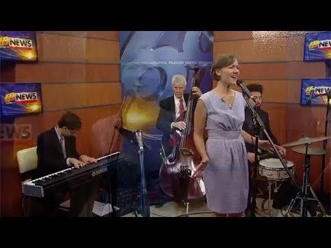WFMZ TV 69 Music Monday - Viktorija Gečytė with Go Trio (2017)