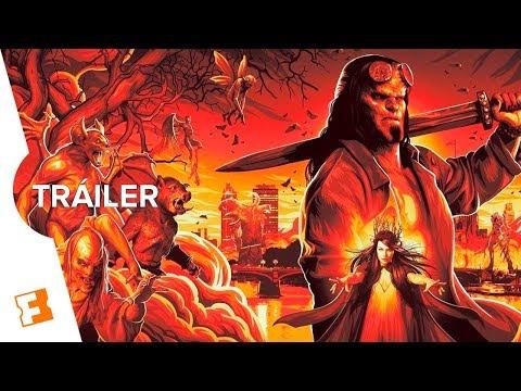 #Hellboy (2019) - Tráiler Oficial #1 (Sub. Español)