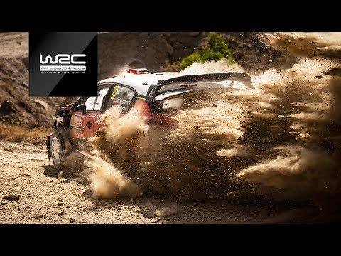 WRC - Rally Turquía/Especiales 5-7