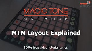 Magic Tone Network Pad Layout Explained On Launchpad
