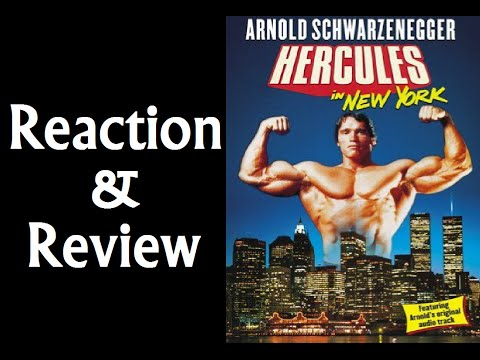 Reaction & Review | Hercules In New York