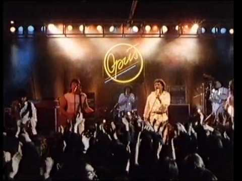 OPUS: Live Is Life (Original Video, 1985, Arena Vie ...