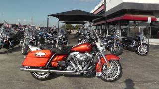 5. 619175 - 2011 Harley Davidson Road King   FLHR - Used motorcycles for sale