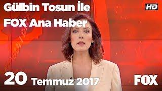 """Dünyanın ve Türkiye'nin gündemi Gülbin Tosun'un sunumuyla """"Gülbin Tosun ile FOX Ana Haber""""de! Yaşanan en son gelişmeler hızlı ve objektif haber anlayışıyla hafta içi her gün 19.00'da FOX'ta!"""