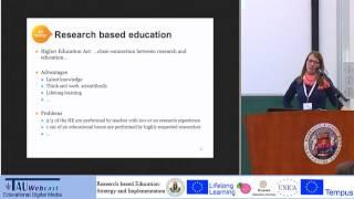 Eva Skytt - Bologna Expert from Sweden