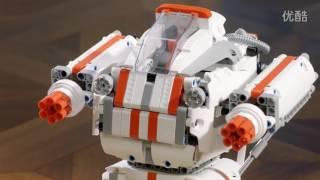 米兔積木機器人 官方宣傳影片(2)