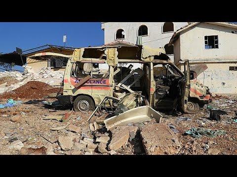 Συρία: Βομβαρδίζονται και πάλι το Χαλέπι, η Χομς και το Ιντλίμπ
