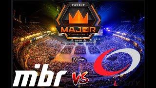 🔴[REPRISE] CS GO: NAVI vs. BIG | Mibr vs. compLexity | FACEIT Major 2018 Quartas de Final