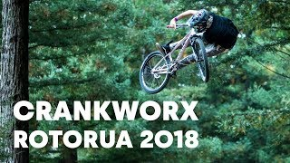 Video LIVE - Crankworx Rotorua MTB Slopestyle 2018 MP3, 3GP, MP4, WEBM, AVI, FLV Agustus 2018