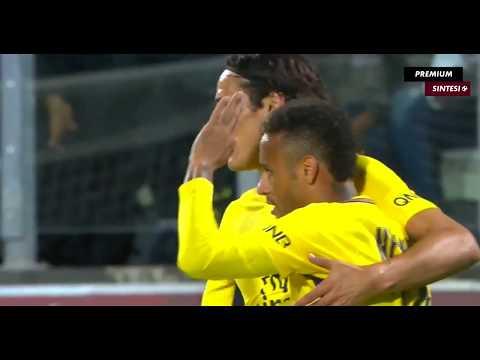 Metz vs PSG 1-5 Goals and Highlights 8/09/2017 HD