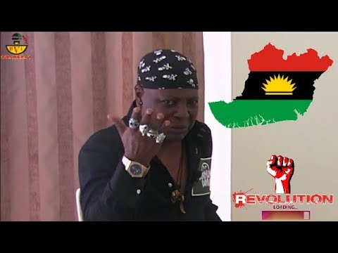 We Must Talk About Biafra - Charly Boys Call For Revolution.