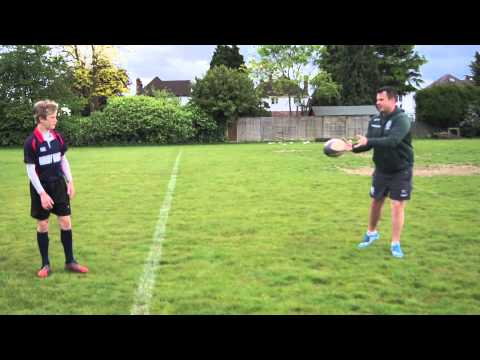 Mini Rugby Video: How to push pass