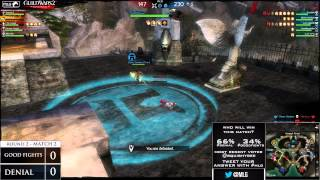 Denial Esports vs Good Fights - Game 1 - MLG Guild Wars 2 Invitational