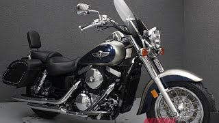 1. 2007  KAWASAKI  VN1500 VULCAN 1500 CLASSIC   - National Powersports Distributors