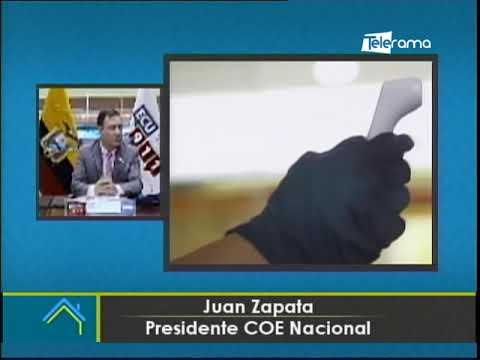 Carné de vacunación contra la covid-19 emitido en el exterior válido en Ecuador