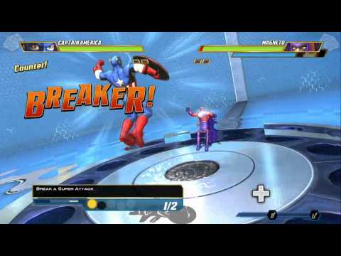 marvel avengers battle for earth wii u gameplay