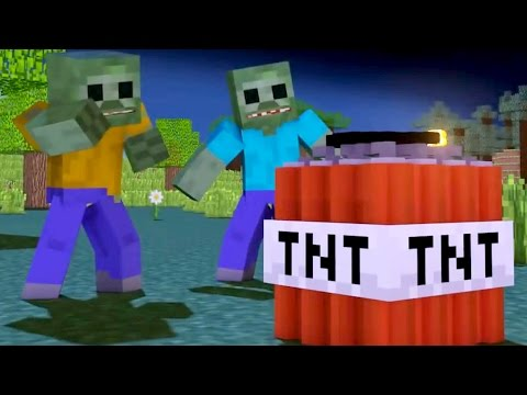 Funny Minecraft Animation Compilation
