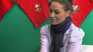 Dafina Dauti Intervista, 2012, Newstv, Laureta Bytyqi