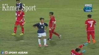 Video Highlight Cambodia U16 vs Myanmar U16 friendly match 06 07 2016 MP3, 3GP, MP4, WEBM, AVI, FLV Desember 2018