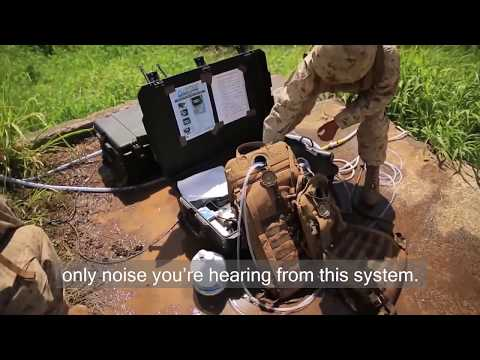 Marine Corps Use SUWPs to Purify Salt Water