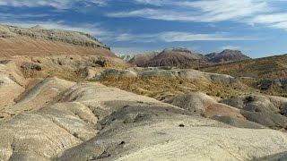 Southeast Kazakhstan: Almaty + Tamgaly + Altyn Emel NP + Charyn Canyon + Kolsai Lakes + Lake Kaindy.