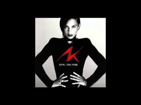 Girl On Fire (Inferno Version) - Alicia Keys ft. Nicki Minaj (Girl On Fire)