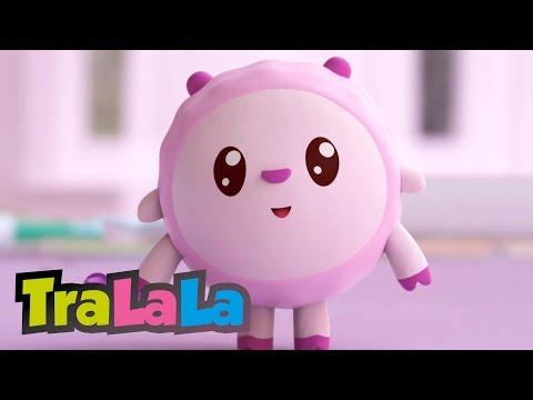 BabyRiki 60MIN (Milu) - Desene animate   TraLaLa
