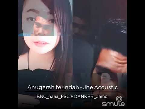 Smule - Anugerah Terindah By Sheila On 7
