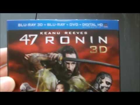 47 Ronin (2013) | Blu-ray | Box Art & Specs
