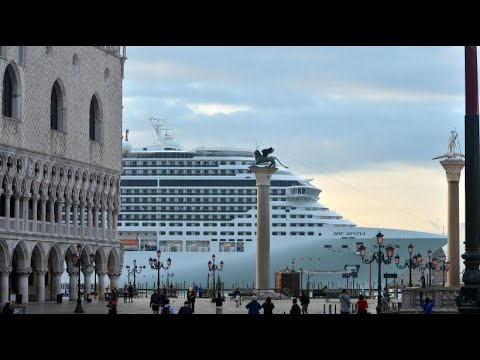 Touristensteuer in Venedig ist heftig umstritten