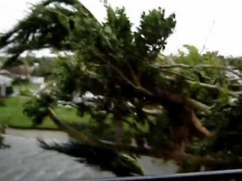 Effects of Hurricane Wilma in Florida 2005 - 2.wmv