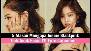 Video 5 Alasan Mengapa Jennie Blackpink Jadi Anak Emas YG Entertainment di Kancah K-Pop Dunia MP3, 3GP, MP4, WEBM, AVI, FLV Juni 2019