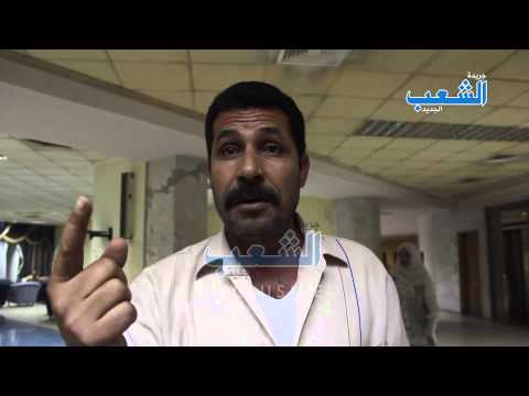 """شاهد عيان: """"محافظ القاهرة جايب واحد بيسكر عشان يغني للبياعين"""""""