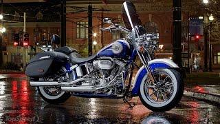 10. 2014 Harley Davidson CVO Softail Deluxe