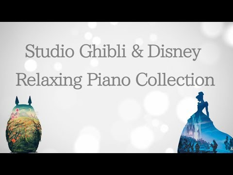 Studio Ghibli & Disney Piano Collection for Studying and Sleeping(Piano Covered by kno)