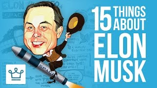 Video 15 Things You Didn't Know About Elon Musk MP3, 3GP, MP4, WEBM, AVI, FLV September 2018