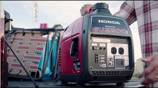 8. The All New Honda EU2200i: The Perfect Generator for Tailgating